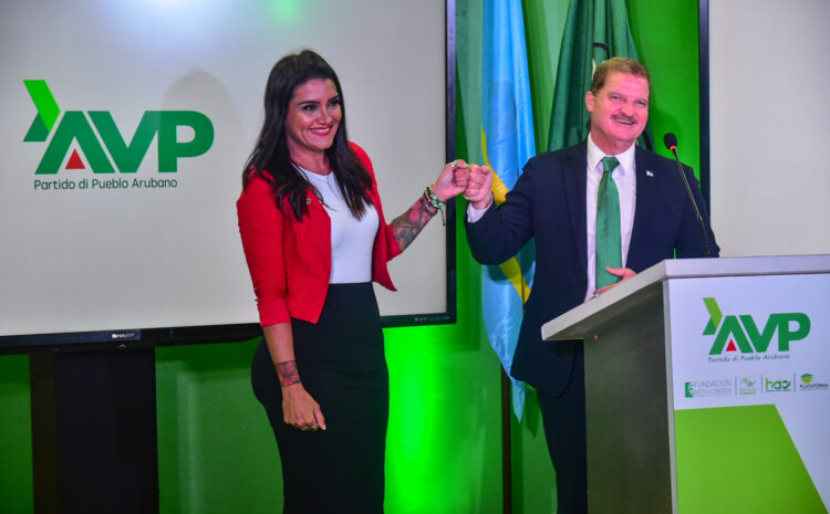 Jarissa Dubero: Aruba merece miho enseñansa