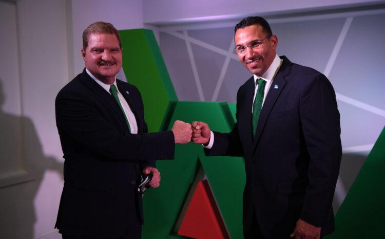 Gregory Bronswinkel: Candidato riba lista di AVP