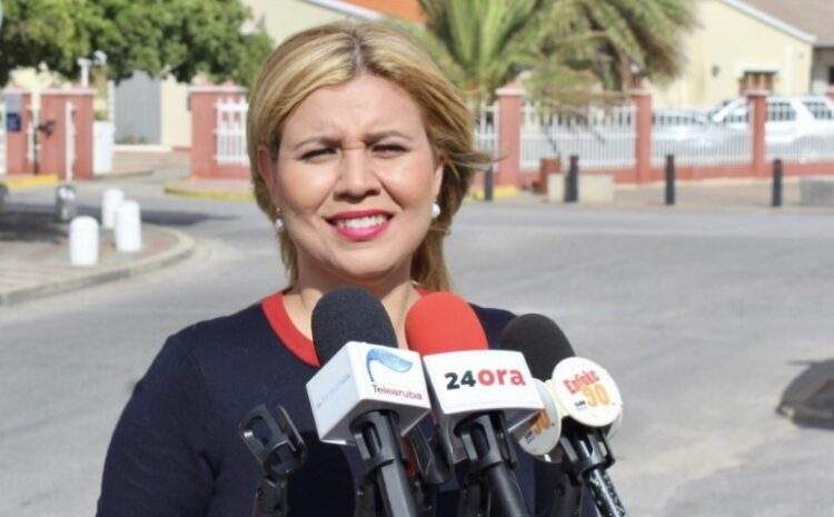 Jennifer Arends-Reyes: Pueblo ta kedando sin djente
