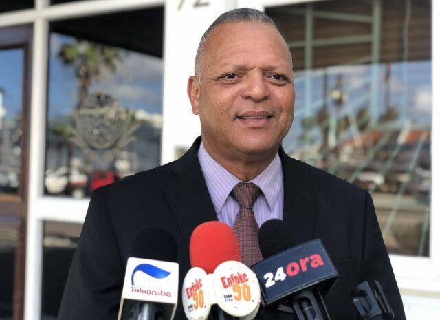 Prome Minister a bolbe confirma cu interes di pueblo nunca ta na prome luga