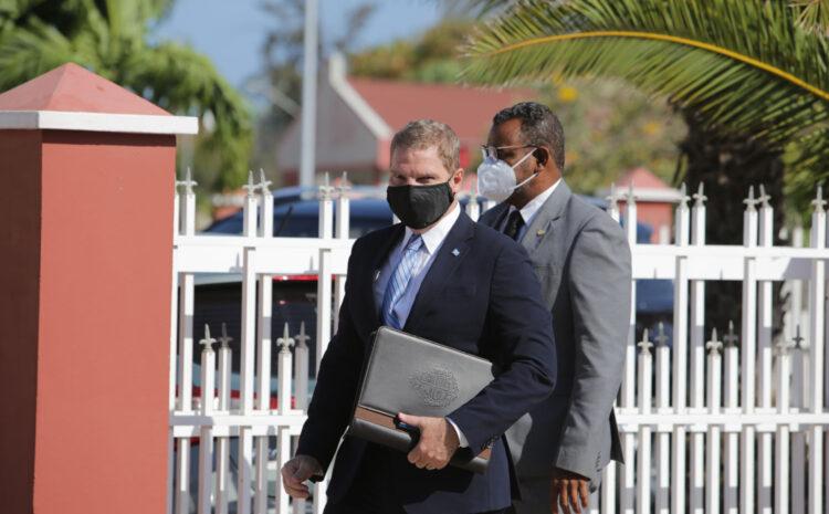 AVP a entrega carta na Gobernador pa para intento di fraude electoral