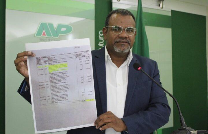 For di april 2018 Prome Minister a pidi Papa pa busca forma pa cera refineria