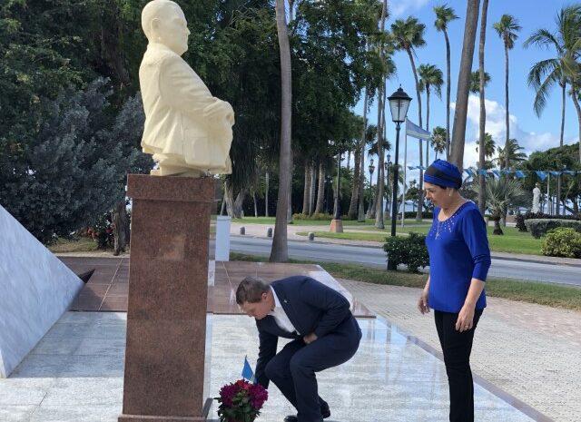 ExPromer Minister Mike Eman: Aruba ta para un bes mas na un cruzada nacional