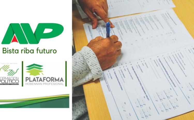 Partido AVP un biaha mas lo brinda su ayudo na comunidad cu Inkomstenbelasting