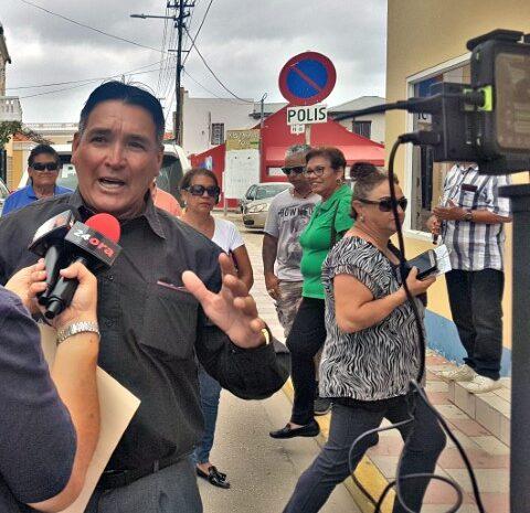 Manifestacion Nacional 12 di April venidero unda Pueblo kier vocifera malcontento masalmente!
