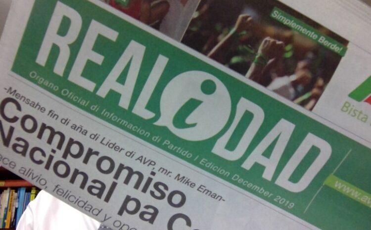 Lesa REALIDAD: Compromiso Nacional pa Cambio !